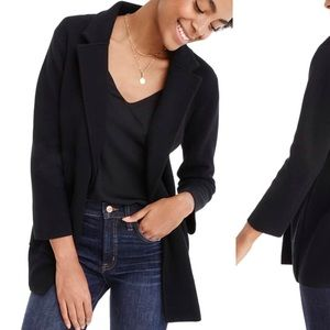 🖤NWT J.Crew New Lightweight Sweater Blazer